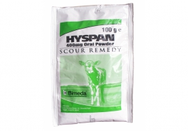 HYSPAN 400 MG ORAL POWDER